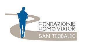 Logo Pellegrini nella terra del santo, Fondazione sa Teobaldo 2021