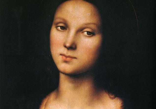 Maria Maddalena di Pietro Perugino